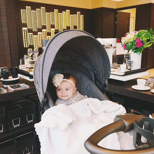 6-Month Baby Update & Favorites | BondGirlGlam.com