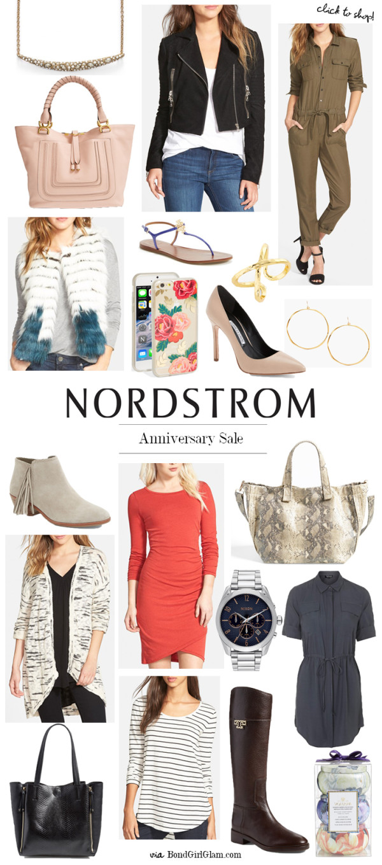 Procrastinator's Guide to the Nordstrom Anniversary Sale | BondGirlGlam.com