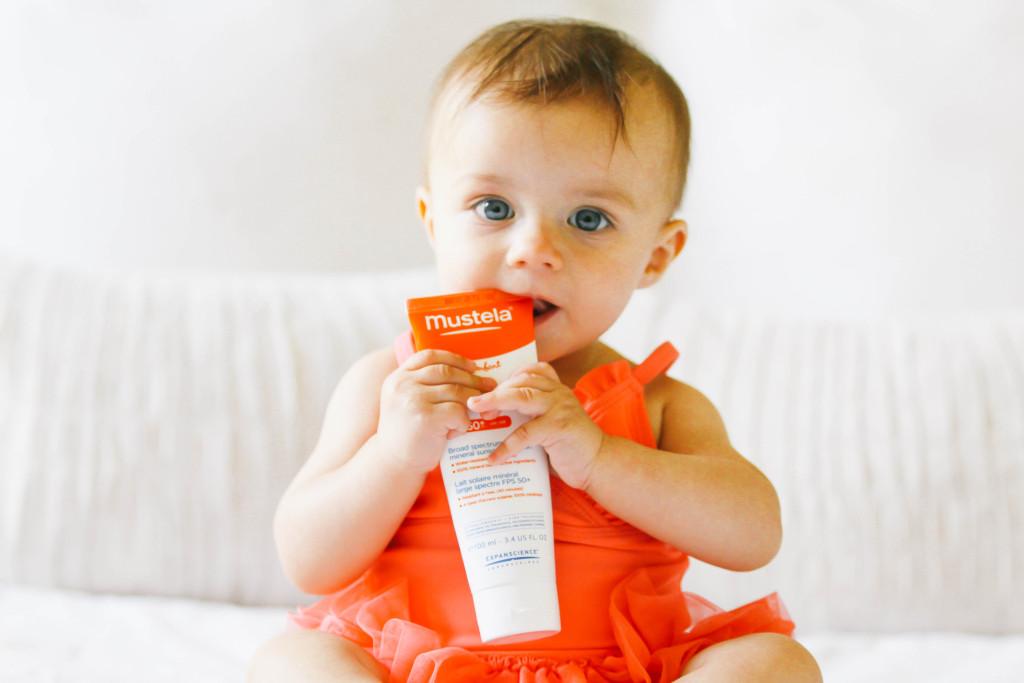 Best Baby Sunscreen & Suncare Tips | BondGirlGlam.com