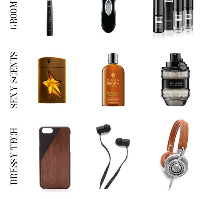Gift Ideas for Mr. Bond | BondGirlGlam.com
