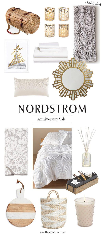 Nordstrom's Best Sale // Home Edition | BondGirlGlam.com
