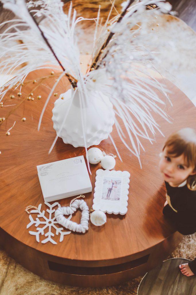 Minted Foil-Pressed Christmas Cards | BondGirlGlam.com