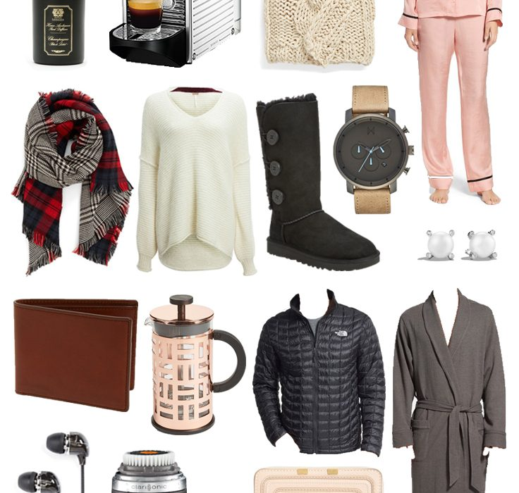 Last Minute Christmas Gift Ideas for Everyone | BondGirlGlam.com