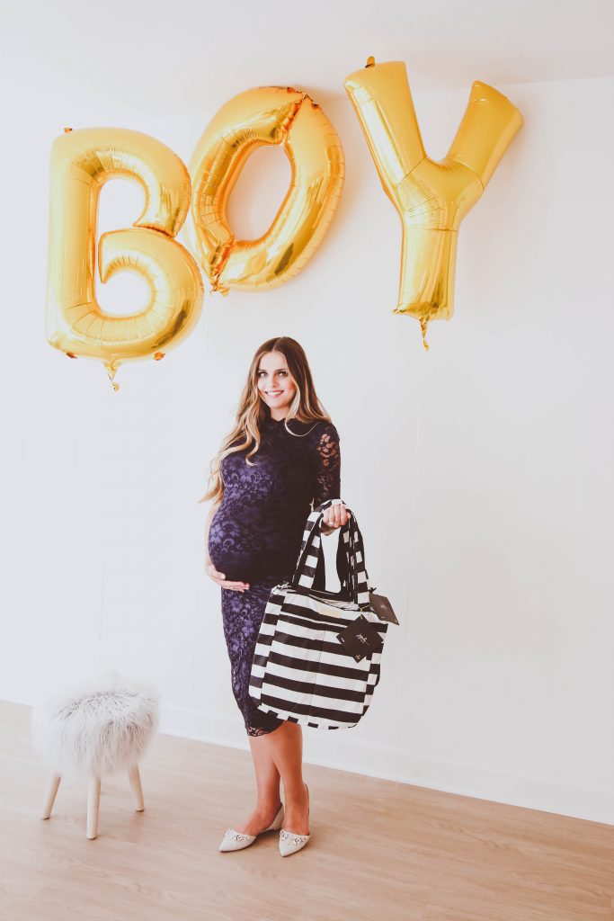 A Baby Sprinkle for Baby Boy Bond | BondGirlGlam.com