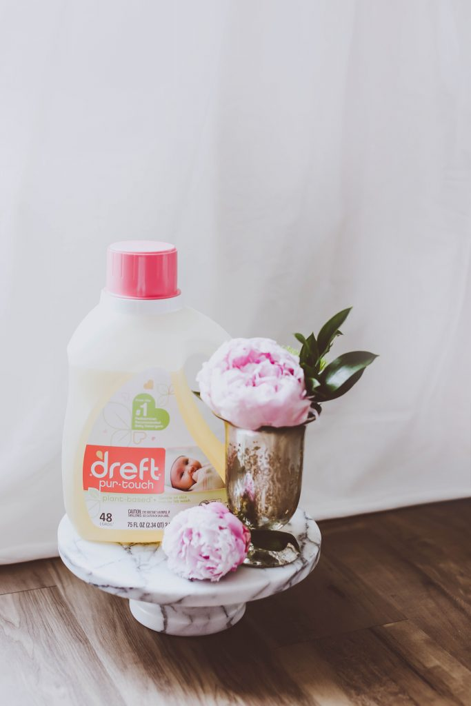 Pre-Washing Baby Clothes | BondGirlGlam.com