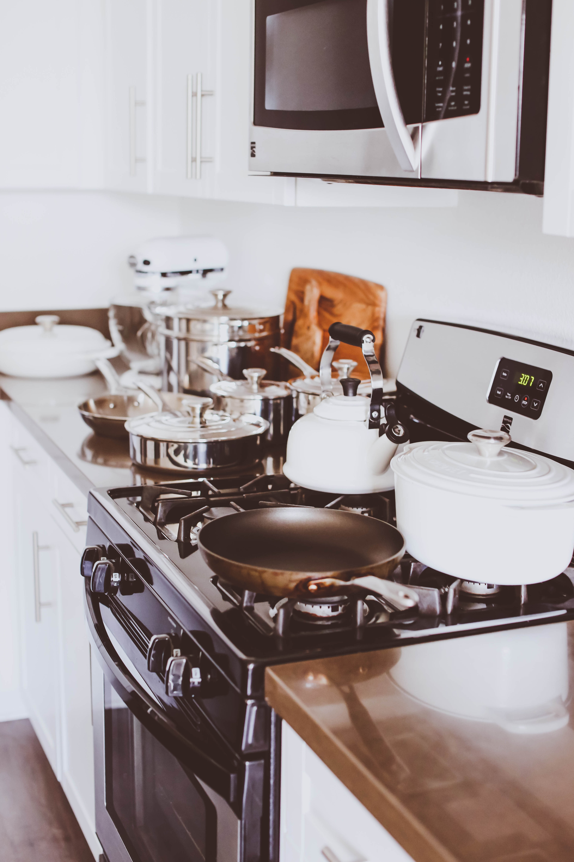 Wedding Registry Kitchen Must-Haves | BondGirlGlam.com