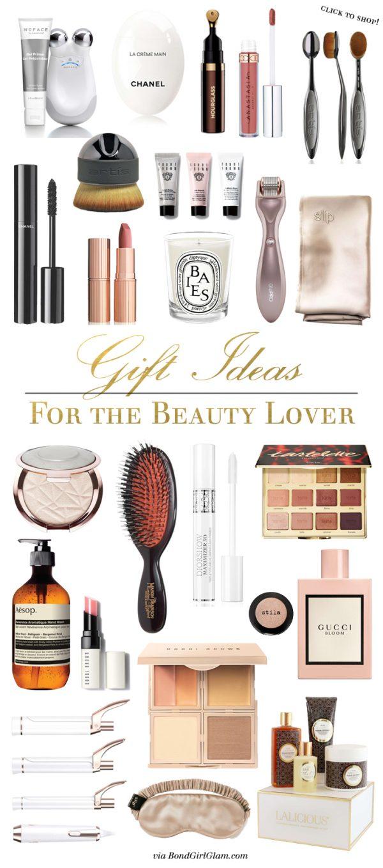 Christmas Gift Guide: Luxury Beauty | BondGirlGlam.com