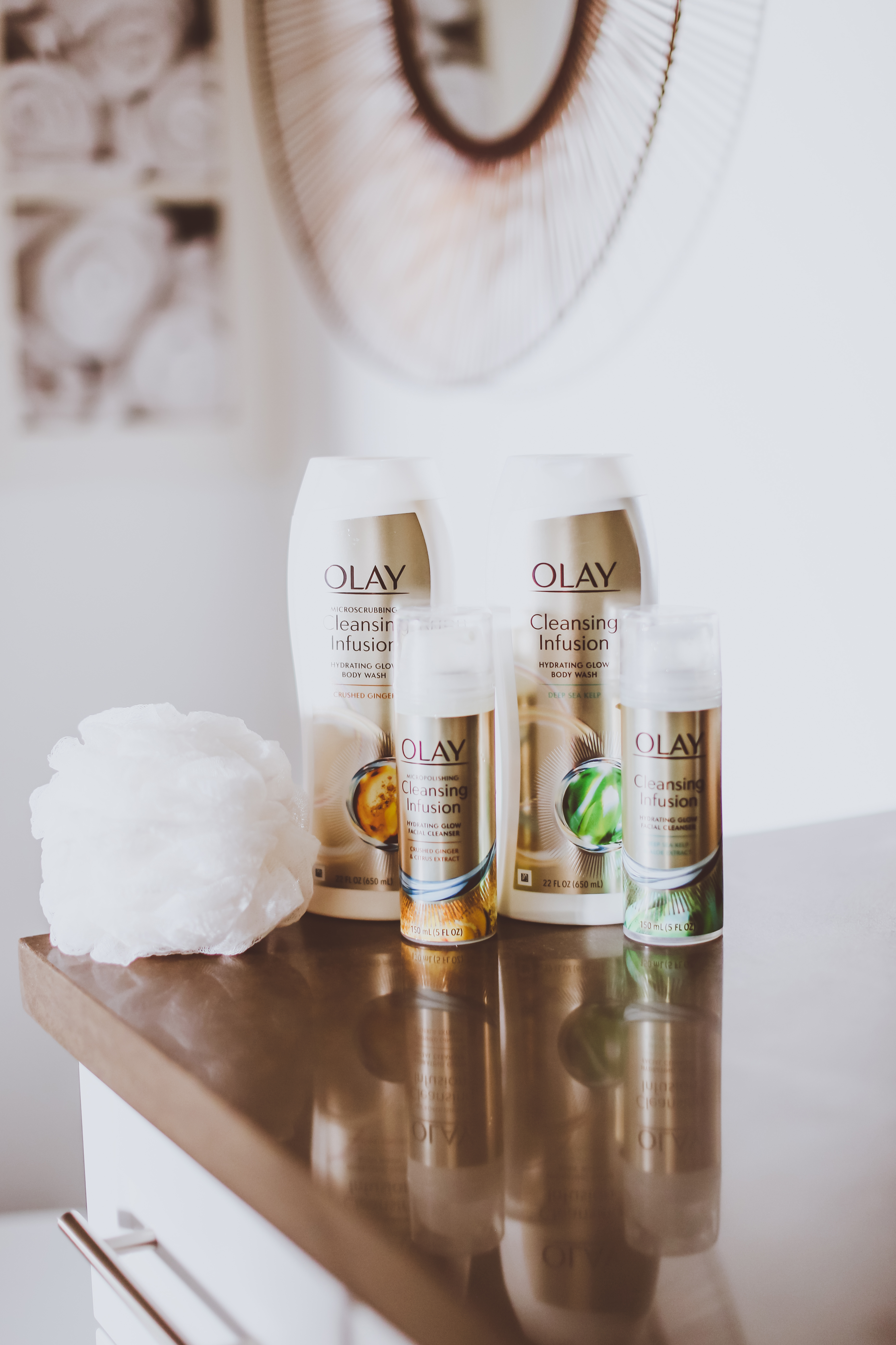 My #GlowUp Goals with Olay Cleansing Infusions | BondGirlGlam.com