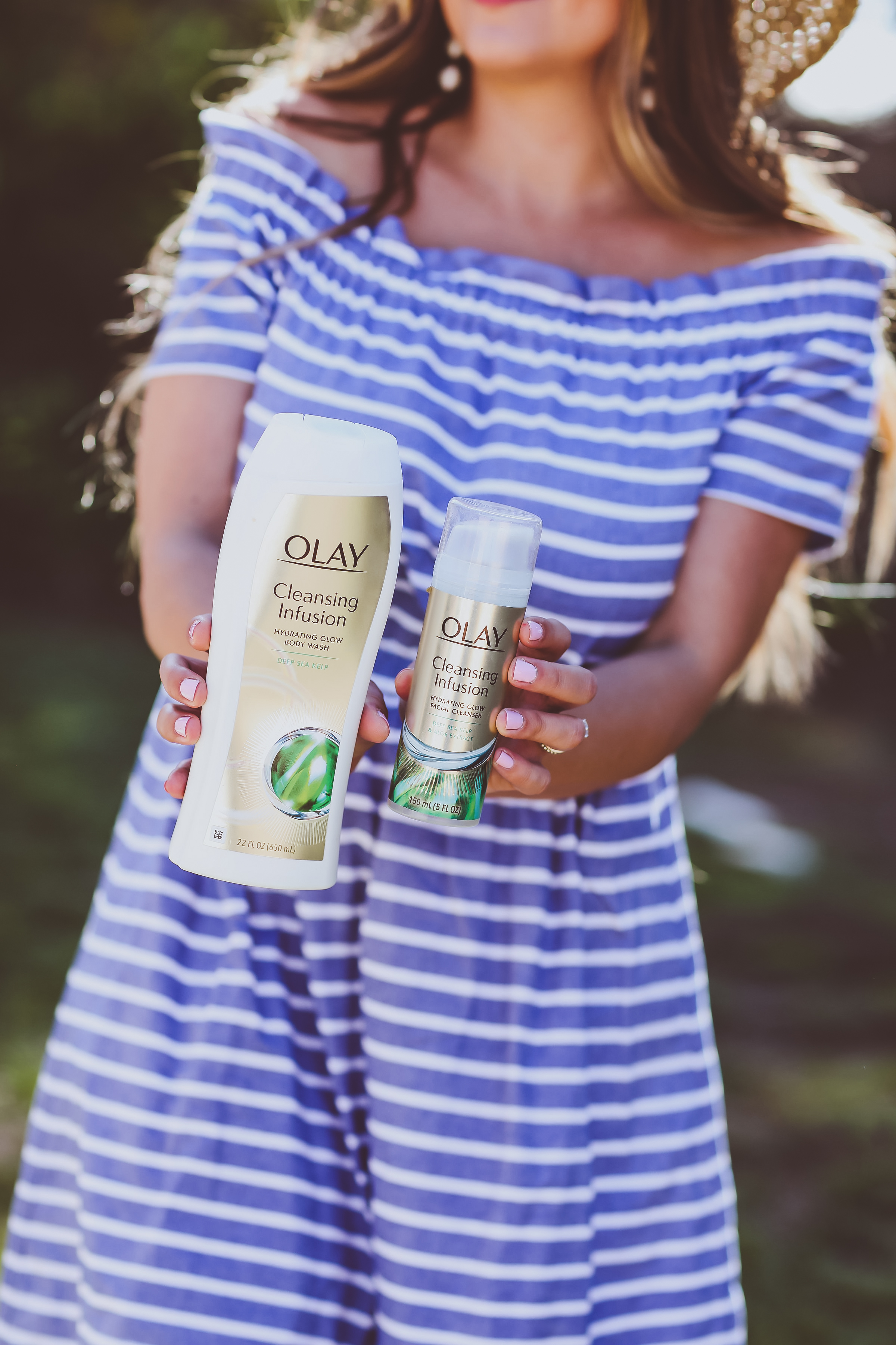 My #TiltTest Results with Olay Cleansing Infusions | BondGirlGlam.com