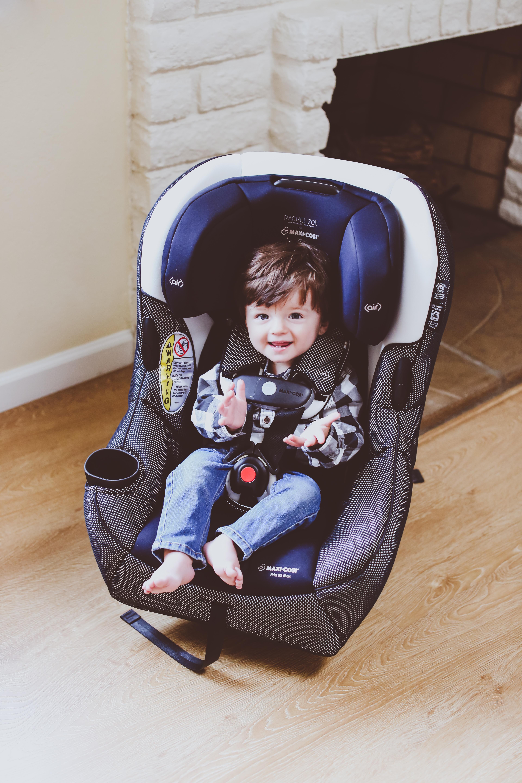 Maxi-Cosi x Rachel Zoe Pria 85 Luxe Sport Max Convertible Car Seat Review | BondGirlGlam.com