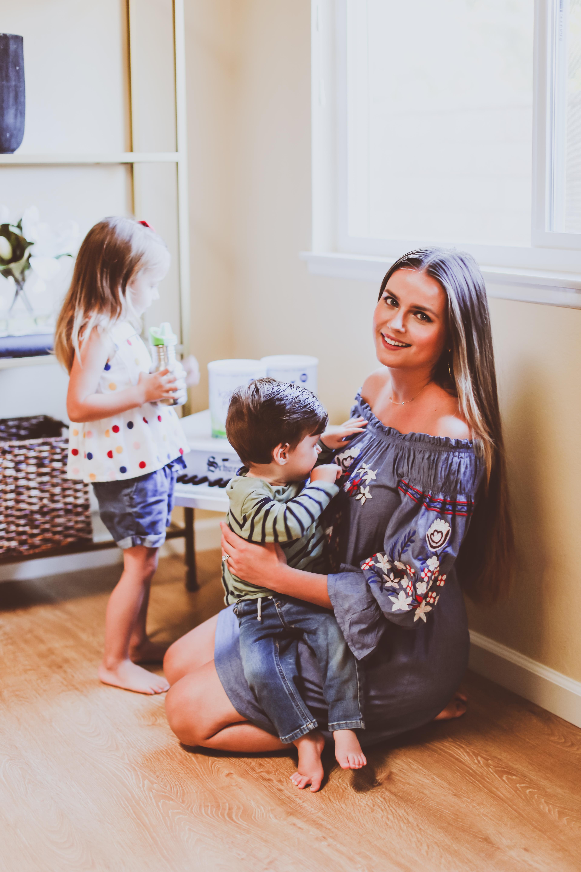 Going Back to Work & Breastfeeding | BondGirlGlam.com