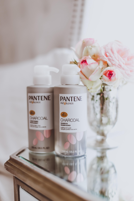 Pantene Charcoal Shampoo & Conditioner Review | BondGirlGlam.com