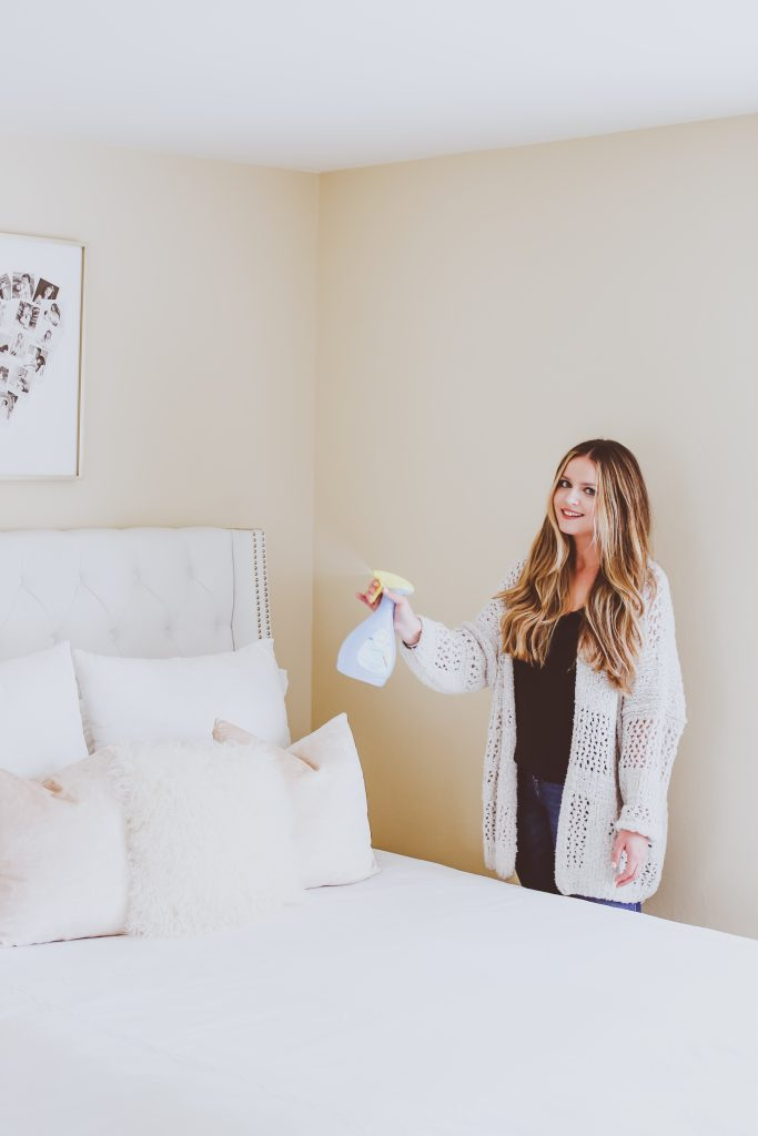 Spring Cleaning Tips with Febreze | BondGirlGlam.com
