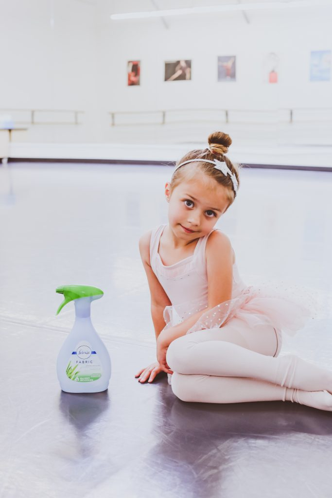 How We Keep Our Ballet Gear Smelling Fresh | BondGirlGlam.com