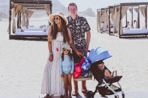 Cabo San Lucas Family Vacation