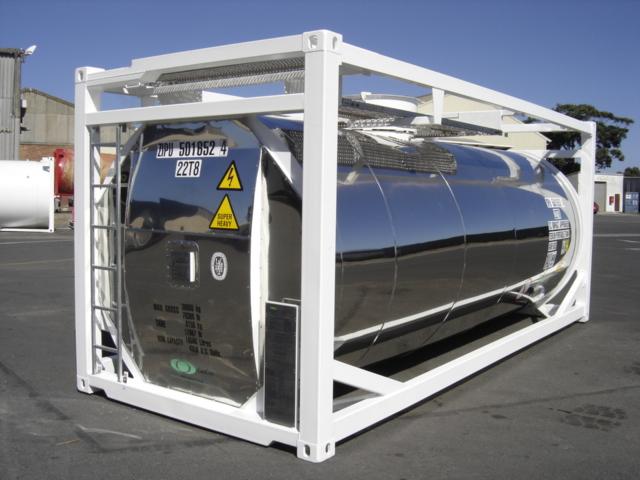 Custom ISO Tank