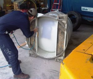 iso tank repairs