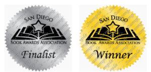 SDBA Winner & Finalist Sticker