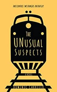 Dominic Carrillo The Unusual Suspects - Best SDBA General Fiction 2020