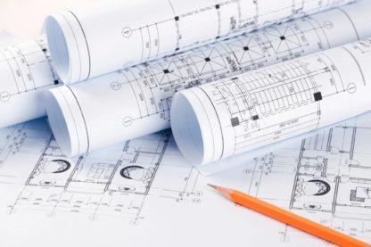 Large Format Blueprints