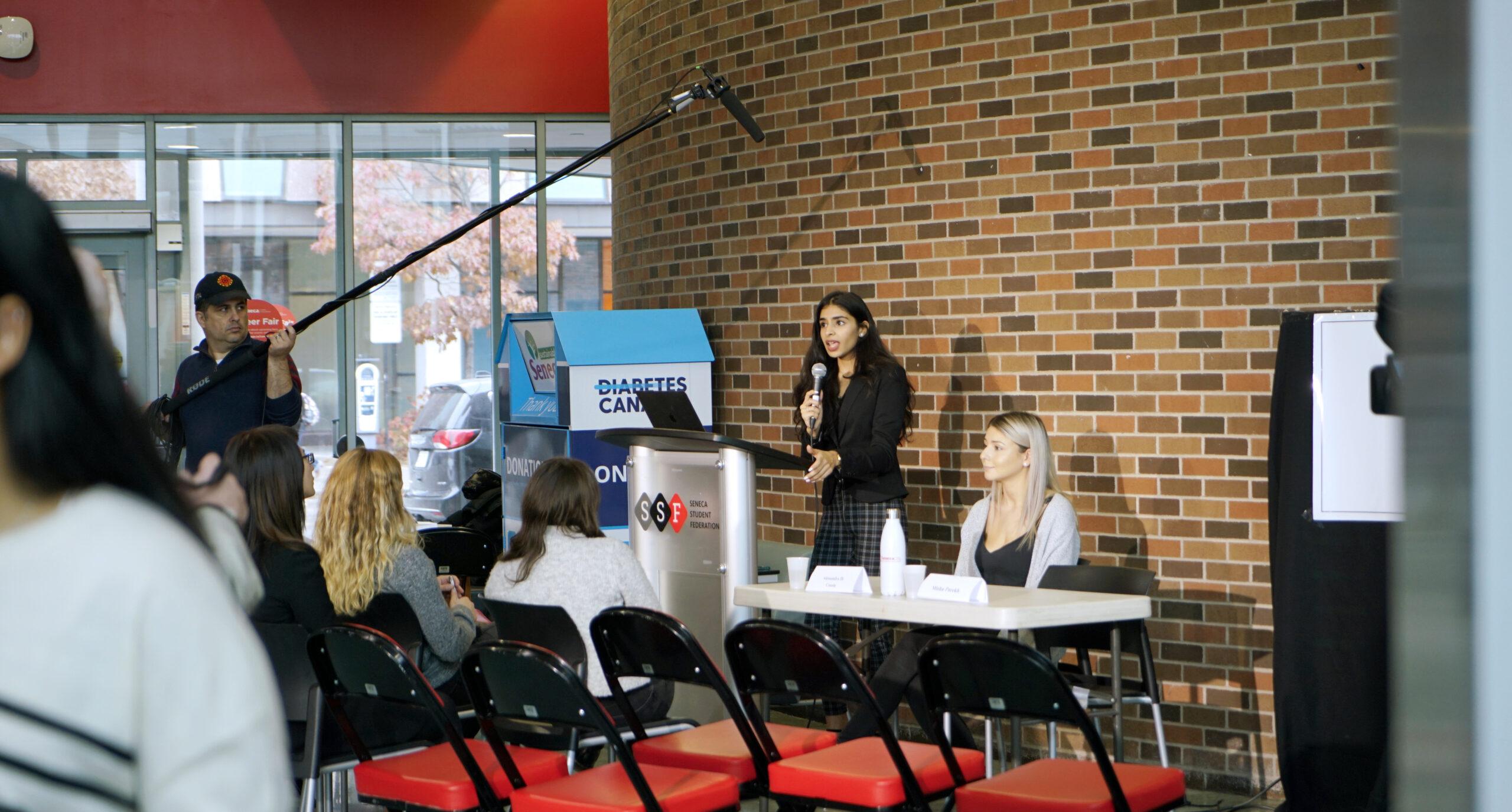 PR Students - Freedom of Speech