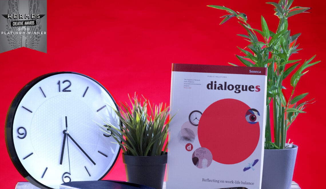 PR Dialogues Tackles Work-Life Balance