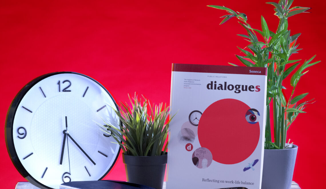 PR Dialogues Tackles Work-Life Balance