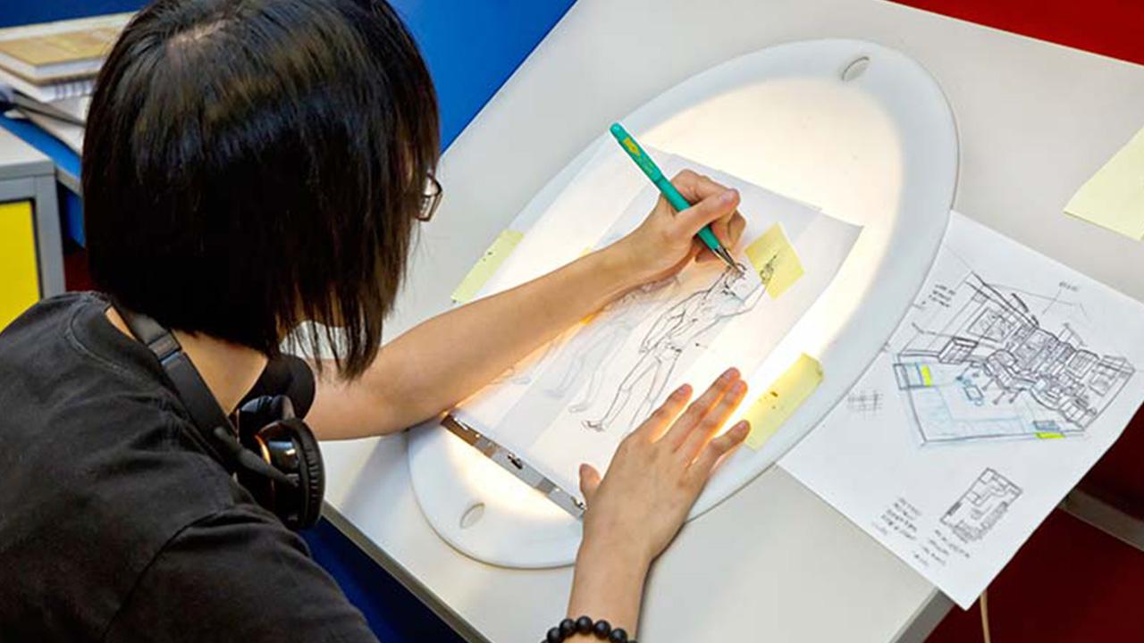 School of Creative Arts & Animation
