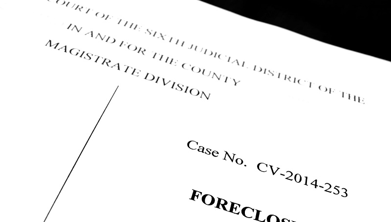 lawsuit paperwork on foreclosure | John Kenney & Associates Kitsap Jefferson