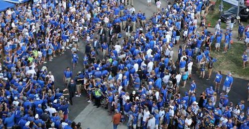 UK Tailgate Party