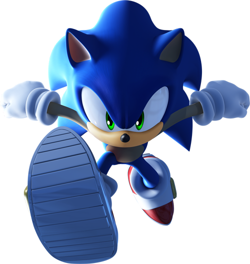 Sonic-Hedgehog