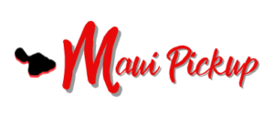 Maui PickUp | Maui Transportation