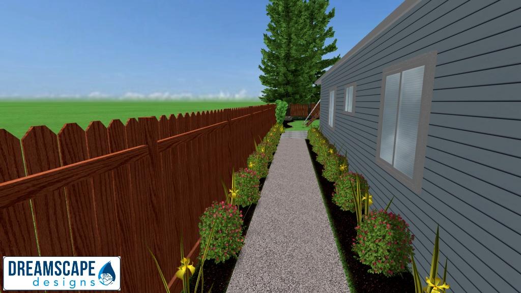 Side Path - New 3D Landscape