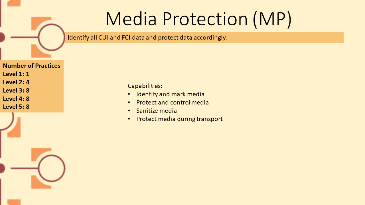 Picture depicting domain Domain Media Protection