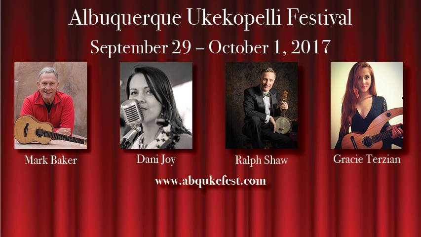 Backstage at Ukekopelli 2017