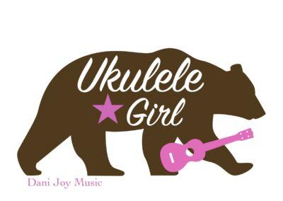 """Ukulele Girl 3"""""""