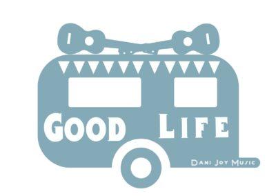 """Good Life Camper 4"""""""