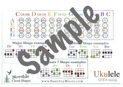 Movable Shapes Uke front