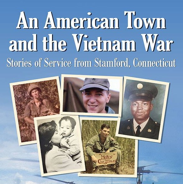 Tony Pavia and Matt Pavia Authors of An American Town and the Vietnam War: Stories of Service from Stamford, Connecticut