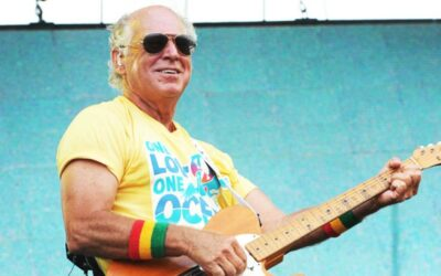 The Daily Smile Day 6: Jimmy Buffett