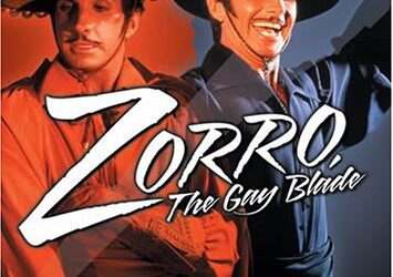 Celluloid Zeroes Ep 1: Zorro the Gay Blade