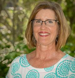 Author Julie McGue