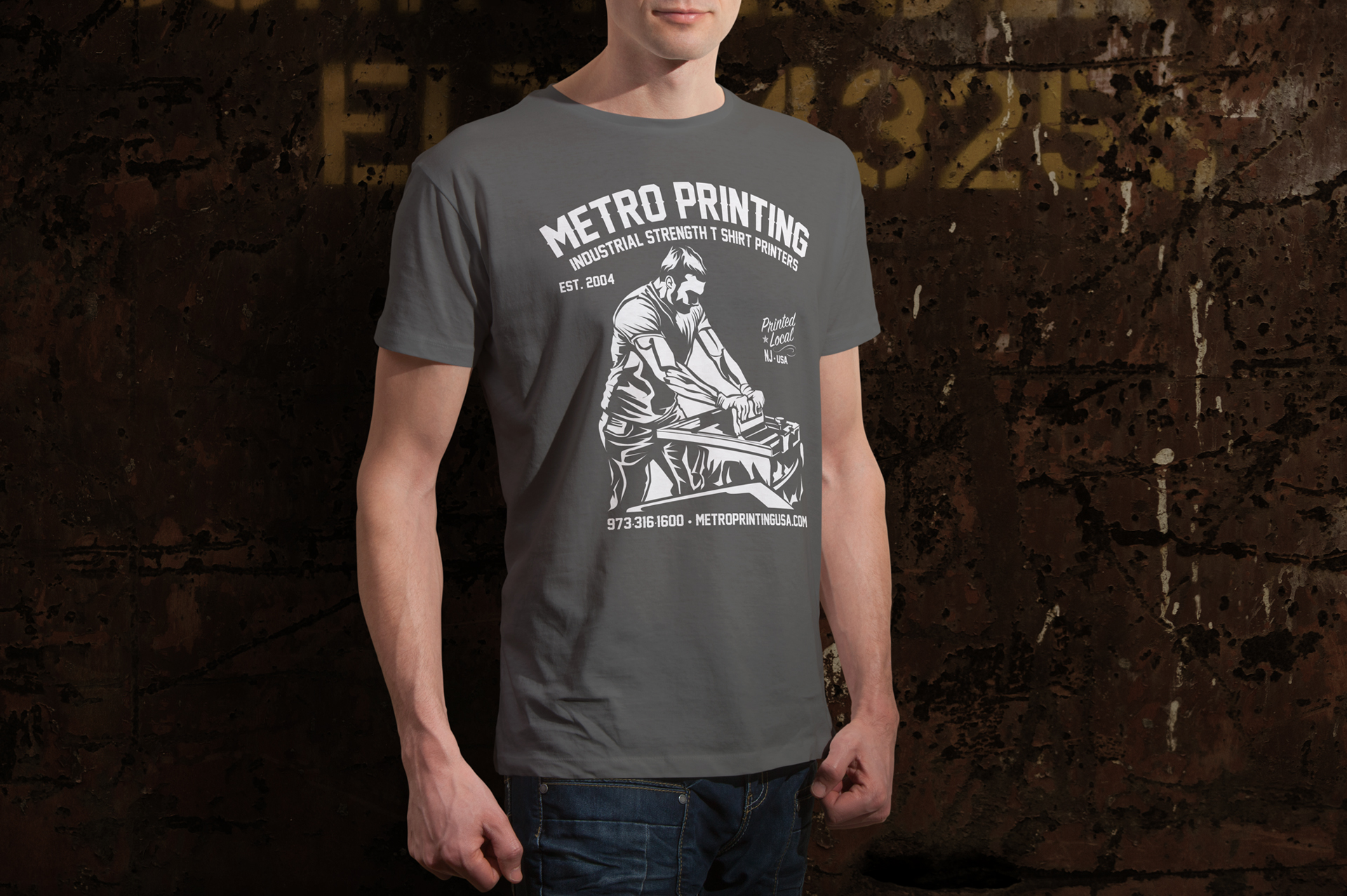 Metro Printing USA | Custom T-Shirts and Screen Printing