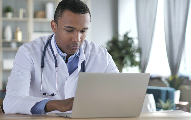young doctor applying for dr. abousaif's mentorship program