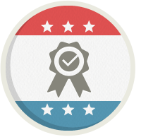 Icon design for compliance.