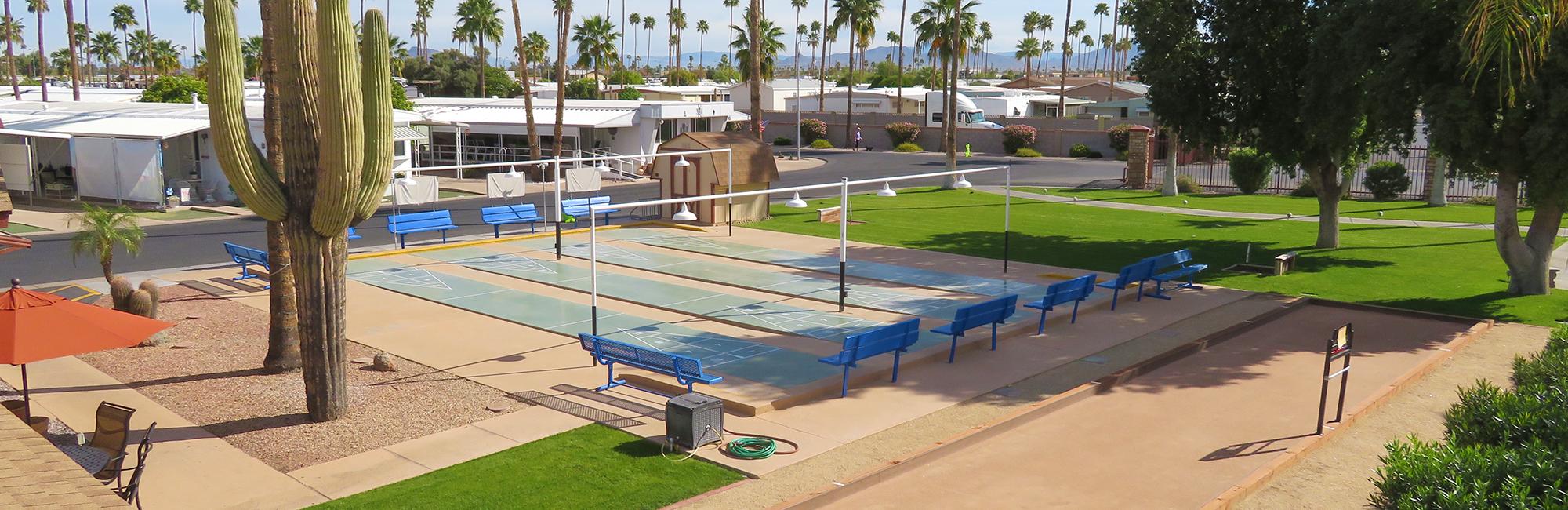 Mesa Arizona 55+ Community