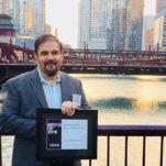 Rick Aguilar award