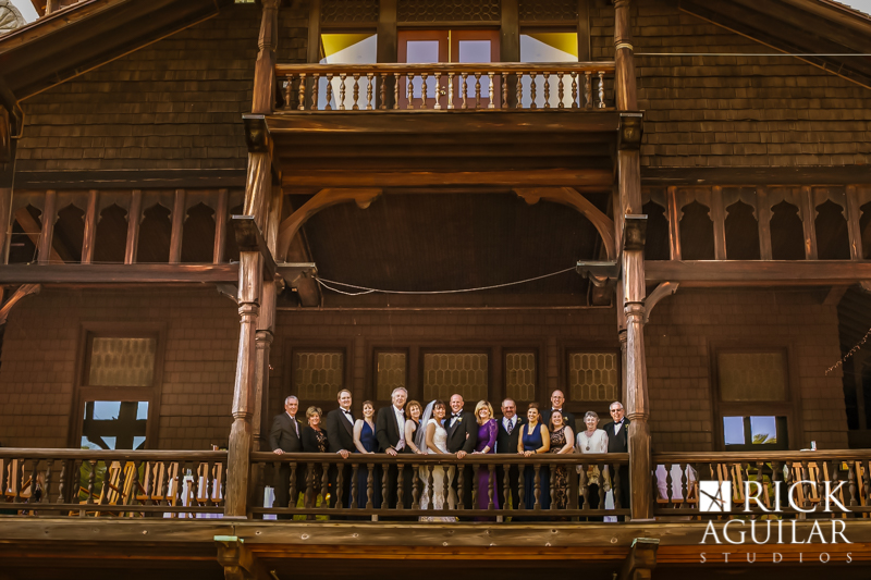 wedding guests Mohonk Mountain House