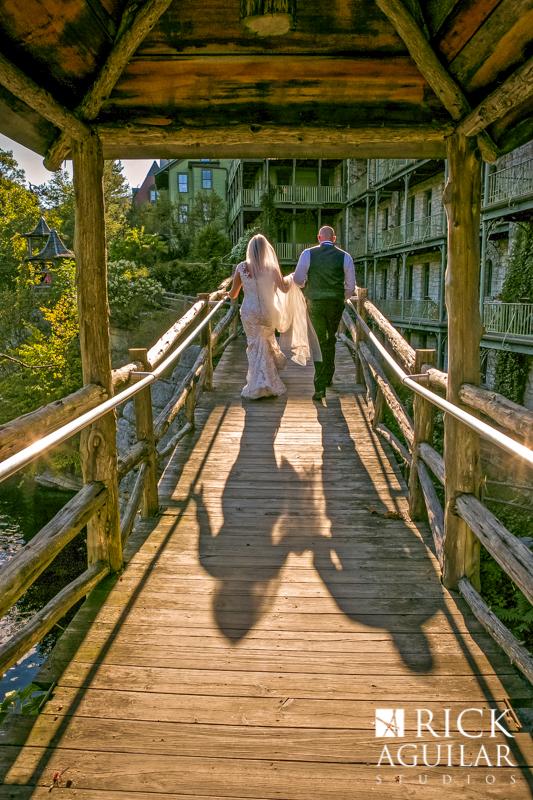 Mohonk Mountain House wedding