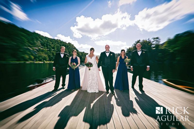 creative bridal party